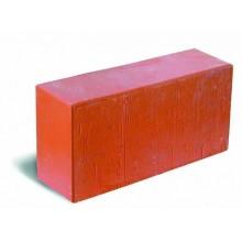 Красный полнотелый кирпич